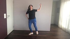 Streetdance 0320 - Warmup