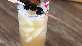 BBQ WHISKEY SOUR