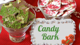 Free Video: Holiday Candy Bark