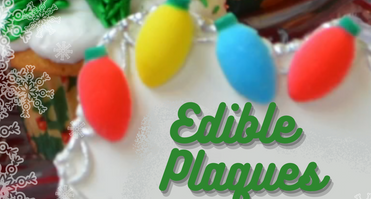 Free Video: Edible Plaques