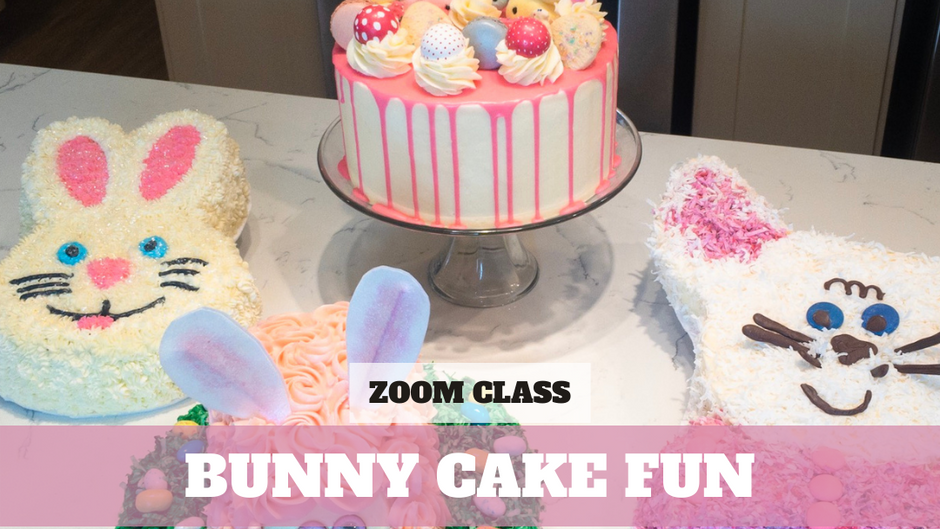 Class: Bunny Cake Fun