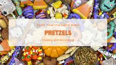 4:Charcuterie Board: Pretzels
