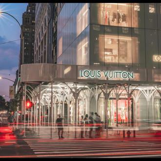 Louis Vuitton Flagship Installation