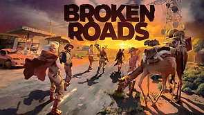 Broken Roads - Game Trailer