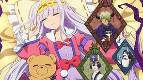 Sleepy Princess in the Demon Castle - Teddy Demon (Dubbing)