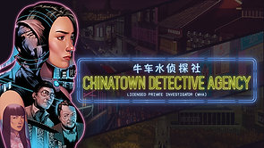 Chinatown Detective Agency - Laetitia
