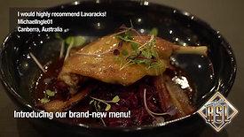 Lavaracks Restaurant - TVC