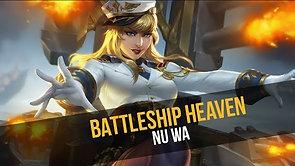SMITE - Nu Wa Battleship Heaven