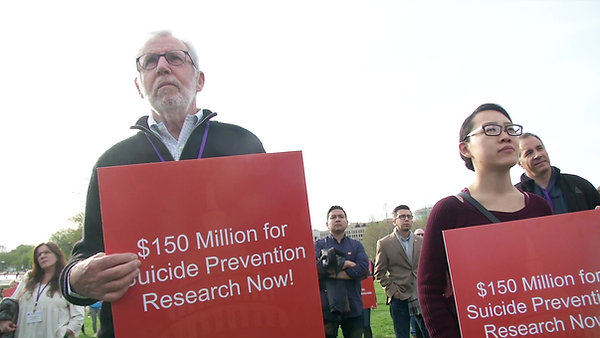 Rally To Prevent Suicide