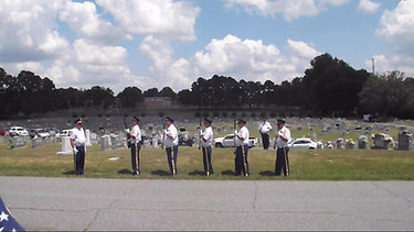 Randolph County Honor Guard Recruitment #1