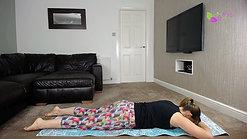 Intermediate Pilates video Class replacement