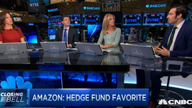 Hedge funds love this stock