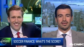 Soccer finance What's the score