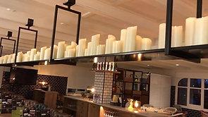 Bougies sur secteur Smart candle
