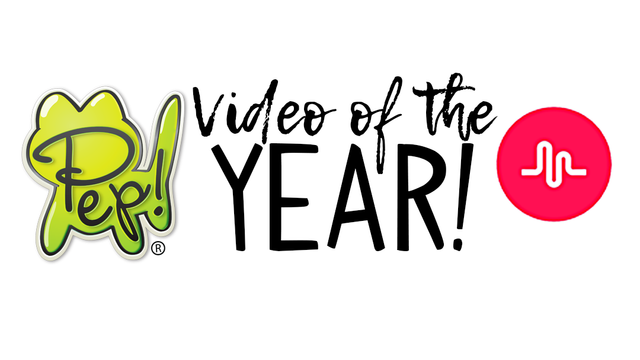 PEPPY AWARDS VIDEO OF THE YEAR!