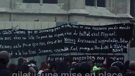 ACTE XIII - Reportage Manifestation Gilets Jaunes