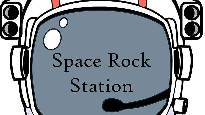 """The Space Rock Station"""