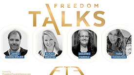 Freedom Talks with James Lyons Weiler