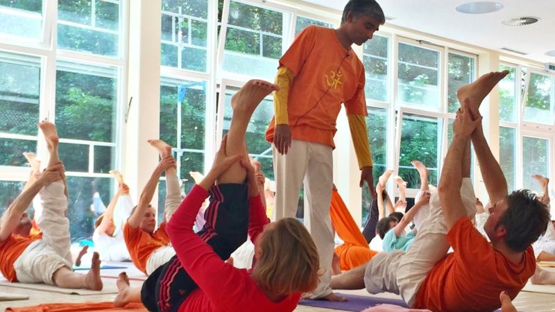 4-Wochen Lehrerausbildung auf dem Hofgut Rineck im Odenwald