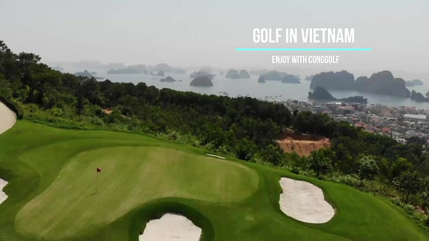 WATCHING GOLF COURSE IN VIETNAM