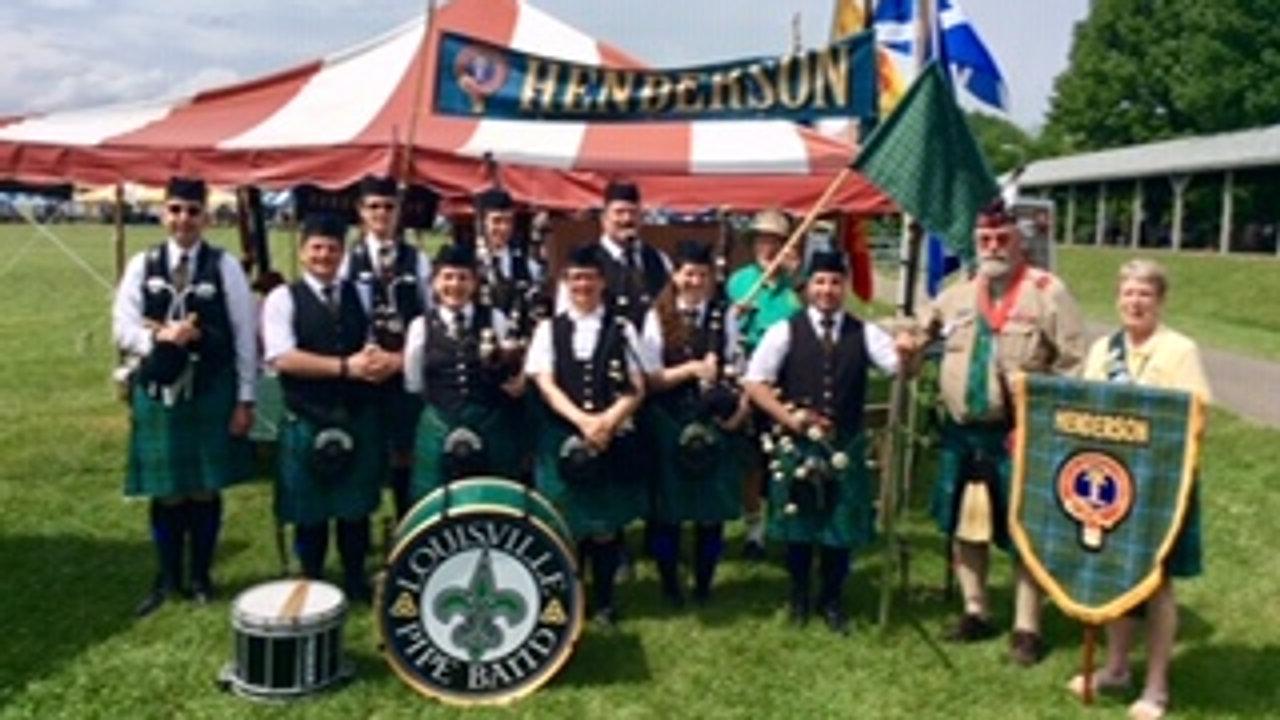 Clan Henderson Society Channel