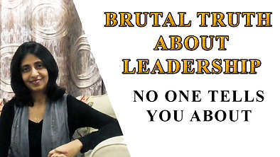 Brutal Truth About Leadership