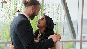 Jesse + Shalet // Highlight Utah Wedding