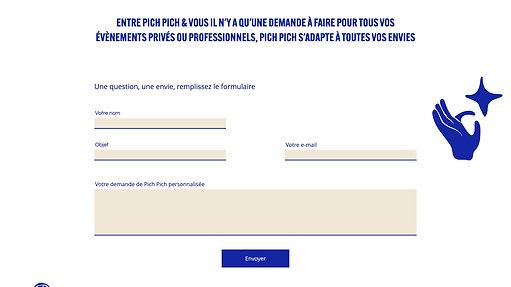 Site Internet Pich Pich