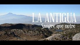 La Antigua: Sangre que nutre. Cuenca la Antigua, Ver.