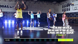 Workout Video - Afro-Praise HIIT (APH)
