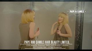 Pape and Camile Hair Promo (Rockstar)