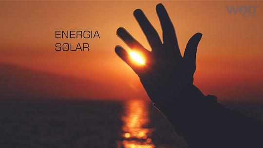 Energia solar Wolt