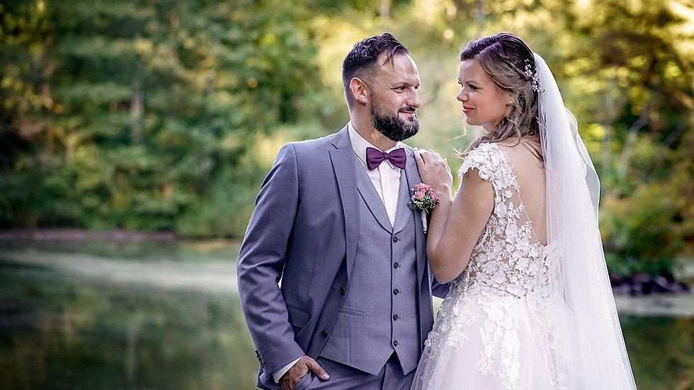 Hochzeitstrailer Marlena & Martin