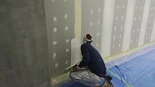 室内塗装を動画で見る
