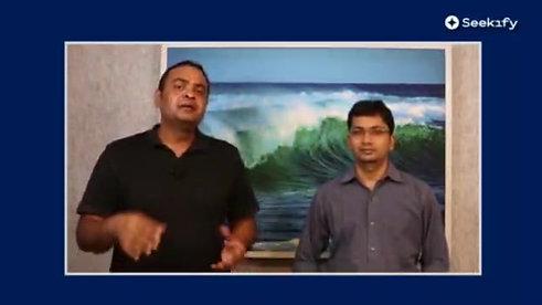 Arihant & Ajeet, Co-founders, Seekify