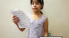 Flip Teaching - Metaphor - Ruth Arora- Grade 3