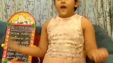 Flip Teaching - Alliteration - Diva Jain - Grade