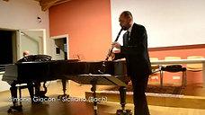 Simone Giacon - Siciliano (Bach)(1)