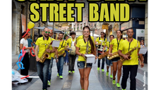 Saxy Beat Street Band - PROMO 2016