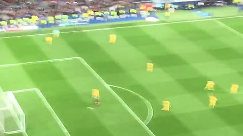 Penalti Cristiano Ronaldo Juventus 08.04.2018