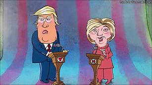 Rosemary Watson-Cartoon Clips