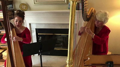 It Came Upon A...From Christmas Music for Solo & Duo Lever Harp