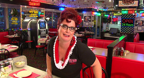 Meet Viv from City Café Diner