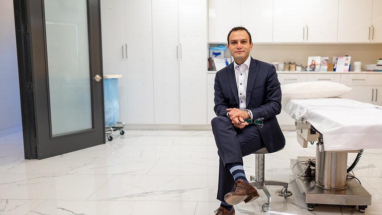 Dr Hakimi Explains Liftique Services