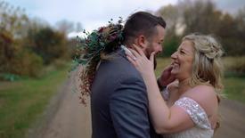 Mark & Katelyn Wedding Highlight