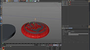 creating a wax seal in 3D
