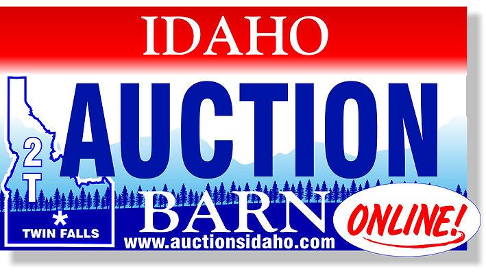 IDAHO AUCTION LIVE STREAM