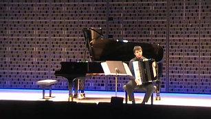 Recital in Helsinki