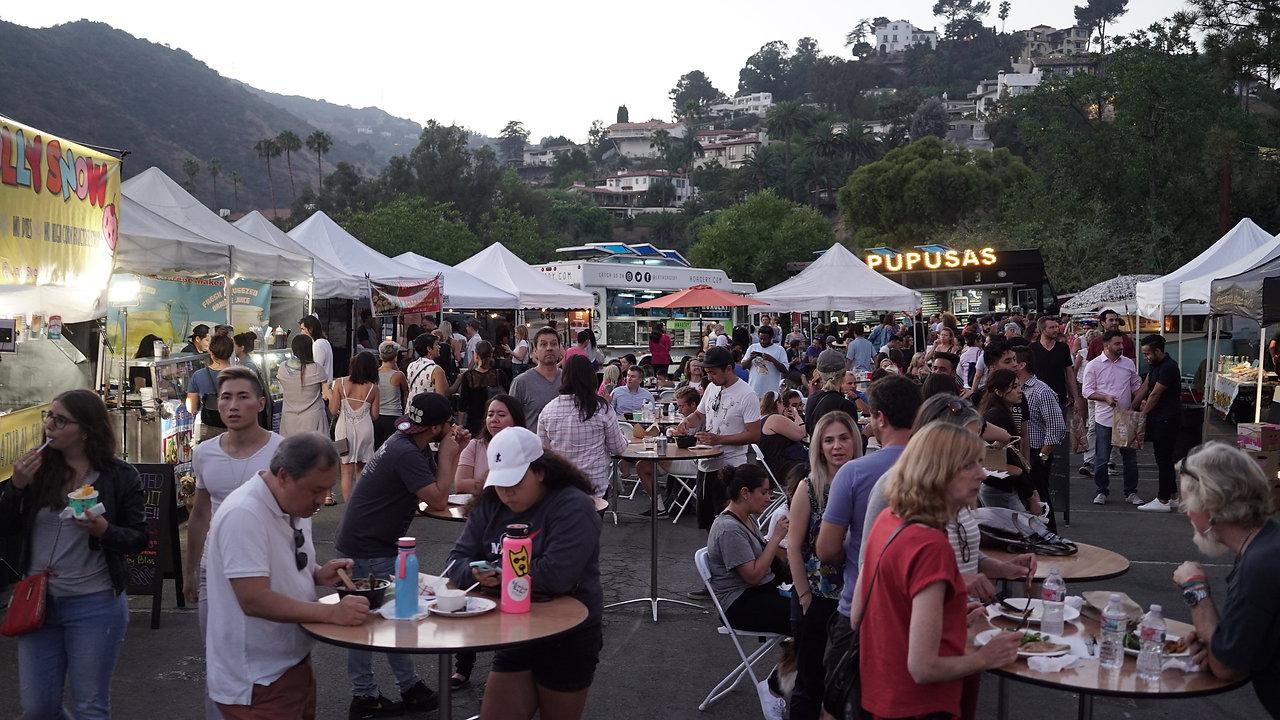 Hollywood Night Market