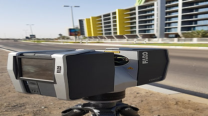 3D laser Scanning - Building Exterior